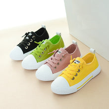 Kids All Colors Sneakers Sports Canvas Casual