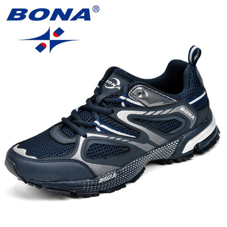 Summer Winter BONA Classics Style Men Running Shoes