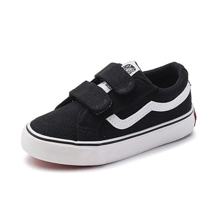 Kids Shoes Canvas Autumn Black Sneakers 2019