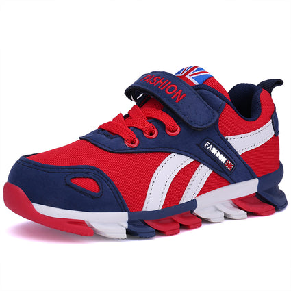 Kids Casual Sport Fashion Boys Girls Student Running Sneakers