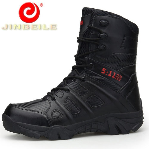 JINBEILE New Arrival High Quality Hiking Shoes