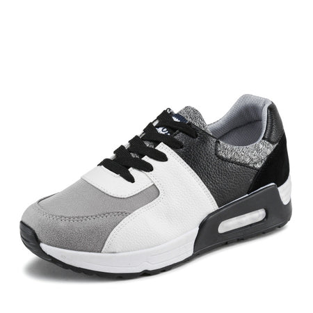 Fujin 2019 New Leather Brand Tenis Shoes