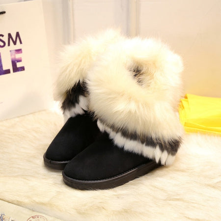 Xiaying Smile Winter Women Snow Boots