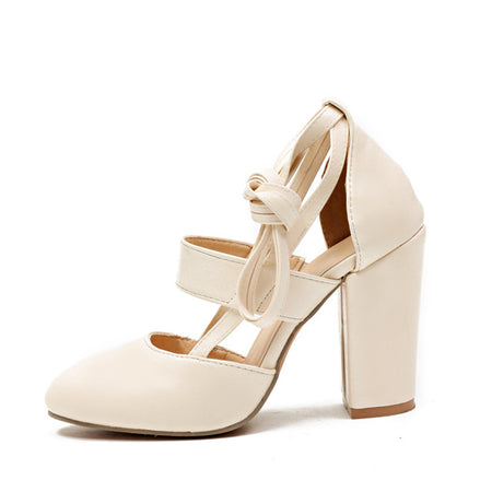 Hollow Women Party Wedding Pumps