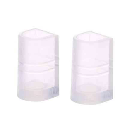 JOCESTYLE 1pair Clear High Heel Protectors