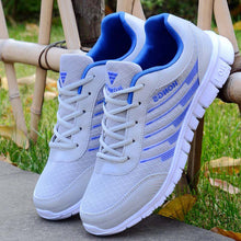 Adult Light Men Sneakers 4 Color Breathable Casual Shoes