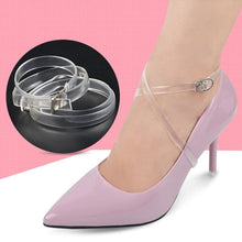 Pair Shoe Accessories Invisible Elastic Silicone