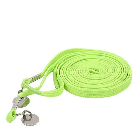 No Tie Shoelaces For Kids Adult Casual Shoes Boy Girl Fashion Shoelaces With Metal Circle Decor Lazy Sneaker Shoe Laces