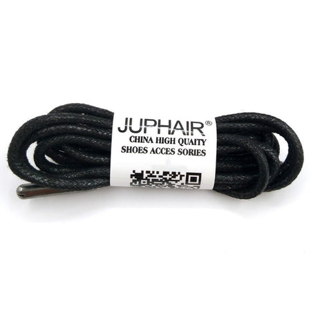 1-12 Pairs Black Boy High Quality Unise Laces