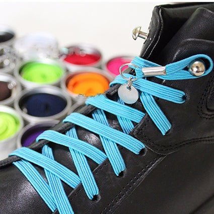 No Tie Shoelaces For Kids Adult Sneakers