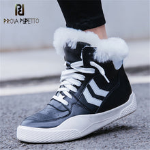 Prova Perfetto Winter Plush Warm Sneakers