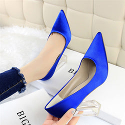 2020 Plus Size 43 Women High Heels