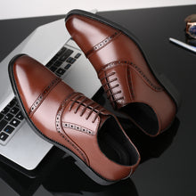 2019 Fashion Man Business Dress shoes