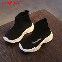 KKABBYII New Children Shoes for Girls Boys Sneakers Kids Air Mesh Breathable Sport Shoes Baby Toddler Outdoor Sneakers EU 21-30