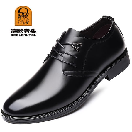 2019 New Quality Soft Dress Shoes