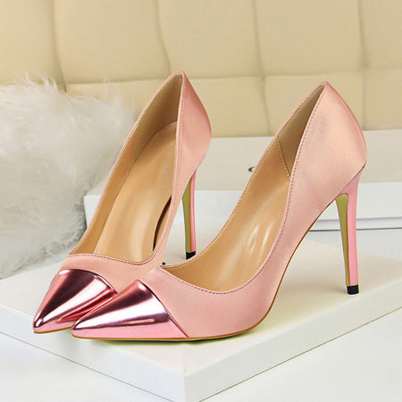 2020 Fashion 10cm High Heels Women