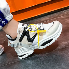 Chunky Sneakers Harajuku Flat Thick Sole