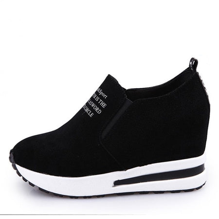 KHTAA Flock Lady Sneakers Casual Shoes 2019