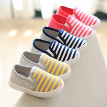 Spring Autumn Baby Canvas Kids Sneakers