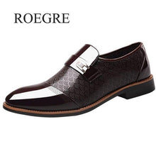 2019 New Classic Leather Men's Suits Shoes