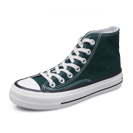 Classic high-top Women Canvas Shoes