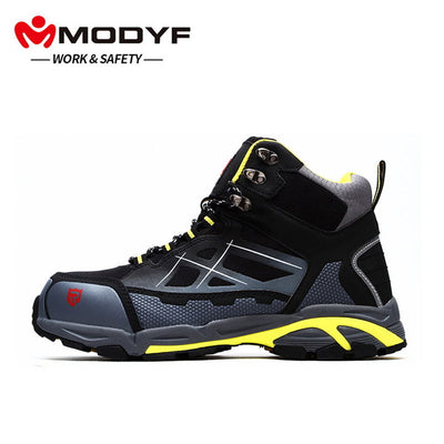 MODYF Mens Non-slip Protective Sneakers Shoes