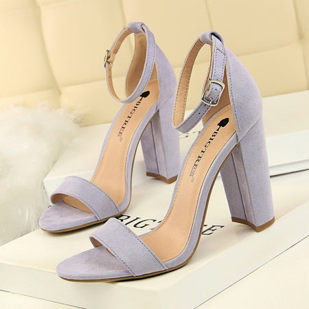 BIGTREE Shoes High Heels Sexy Women Pumps