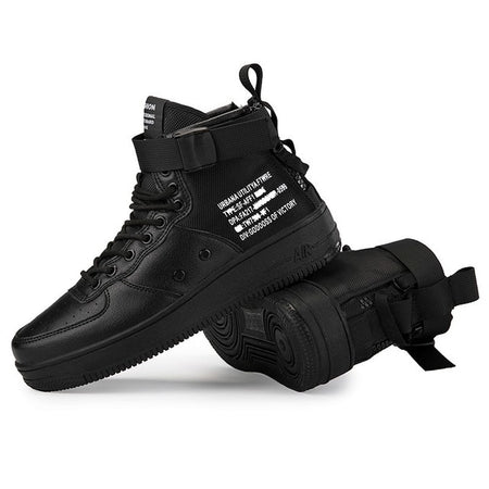Men Casual Lace Up Flate Breathable Sneakers Shoes