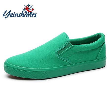 YEINSHAARS New Canvas Driving Shoes