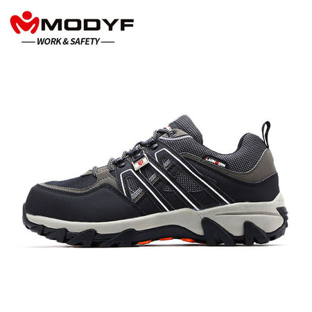 MODFY Men Safety Lightweight Breathable Shoes