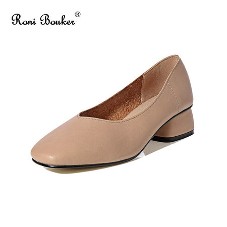Roni Bouker Women Comfortable Pumps