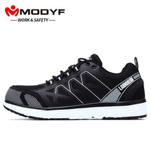 MODYF Men's Anti-puncture Non-slip Reflective Shoes
