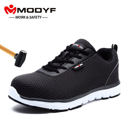 MODYF Lightweight Steel Toe Trainers/Sneaker