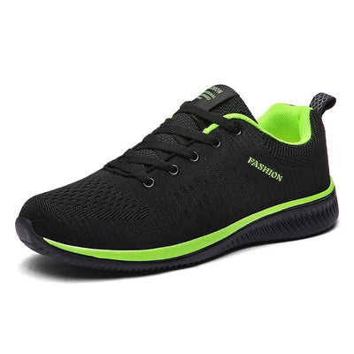 BomKinta Mens Yellow Sneakers