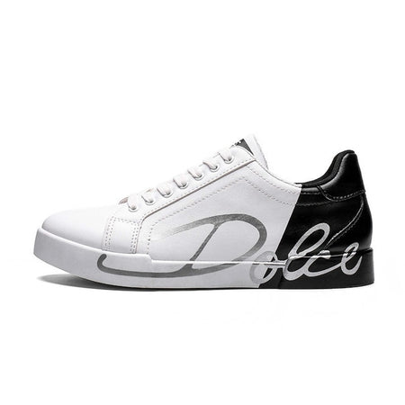 QWEDF Summer 2019 Men Vulcanized Sneakers