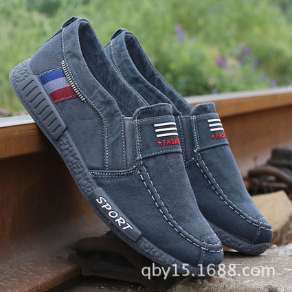 Canvas Men Casual Breathable Sneakers Shoes