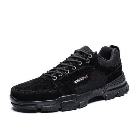 New Breathable Lace-up Sport Male Shoes