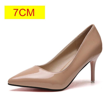 2020 HOT Women Shoes Pointed Toe Pumps