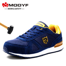 MODYF Work Boots Construction Men's Shoes