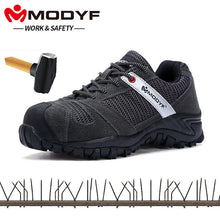 MODYF Men's Steel Toe Cap Labour Work Shoes