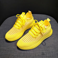 Women Breathable Air Mesh Platform Shoes