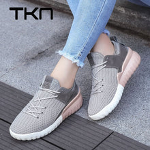 Women Platform Sneakers Casual Flat Shoes