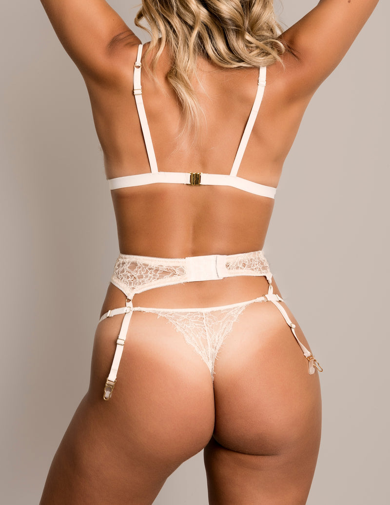 Brandy Suspender Belt