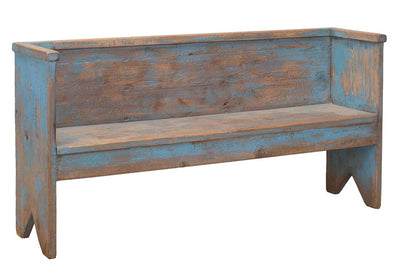 Beach House Bench