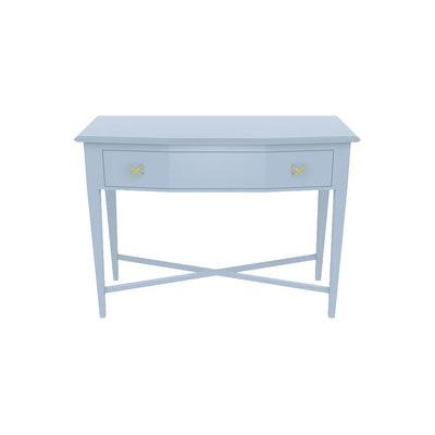 MANHATTAN CONSOLE- HINTING BLUE