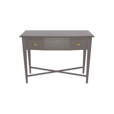 MANHATTAN CONSOLE- KENDALL CHARCOAL Oomph