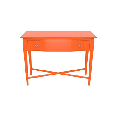 MANHATTAN CONSOLE- KNOCKOUT ORANGE - Salisbury & Manus