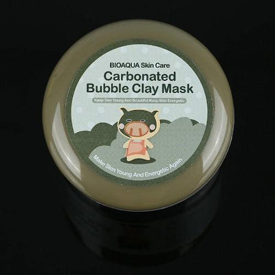 CARBONATED BUBBLE CLAY MASK Couthier
