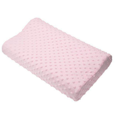 Memory Foam Pillow oupseven Pink