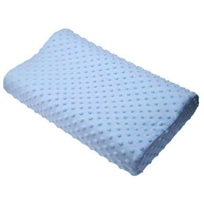 Memory Foam Pillow oupseven Blue